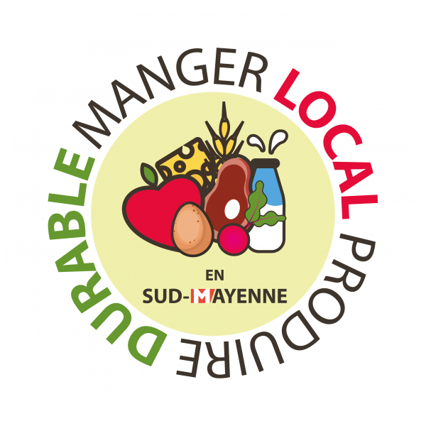 logo manger local produire durable