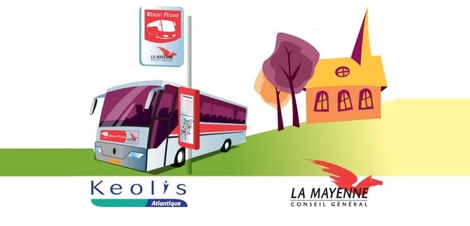 Transports en commun en sud mayenne horaires office de tourisme du sud mayenne - Office de tourisme de mayenne ...