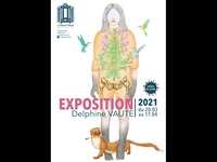 EXPOSITION : DELPHINE VAUTE