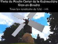 VISITE GUIDÉE AU MOULIN CAVIER