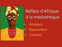 REFLETS DU CINÉMA : EXPOSITION À LA MÉDIATHÈQUE