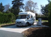 AIRE DE SERVICE CAMPING-CARS - Bouère