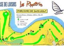 BASE DE LA RINCERIE - ACTIVITE SWIN GOLF - La Selle-Craonnaise