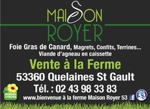 MAISON ROYER - Quelaines-Saint-Gault