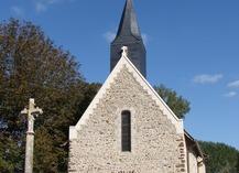 CHAPELLE ST PIERRE DE VARENNES BOURREAU - Saint-Denis-d'Anjou