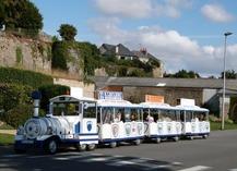 PETIT TRAIN TOURISTIQUE - LE CASTROGONTERIEN - Château-Gontier-sur-Mayenne