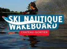CLUB DE SKI NAUTIQUE ET WAKEBOARD CHATEAU-GONTIER - La Roche-Neuville