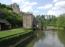 MOULIN DE THEVALLES - Chémeré-le-Roi