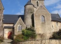 EGLISE DE SAINT DENIS D'ANJOU - Saint-Denis-d'Anjou