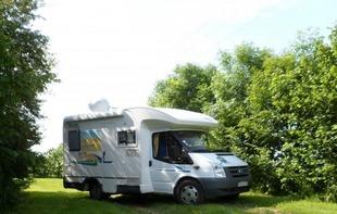 AIRE DE SERVICE DE CAMPING-CARS A LA FERME - Quelaines-Saint-Gault