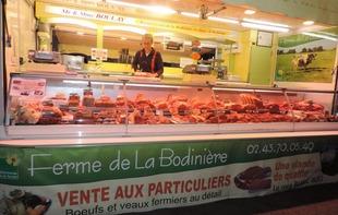 BOEUF DE LA BODINIÈRE - Prée-d'Anjou