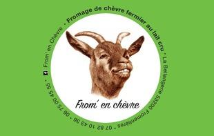 FROM'EN'CHÈVRE - Fromentières