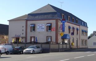 HOTEL RESTAURANT DE LA GARE - Cossé-le-Vivien