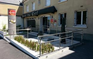 HOTEL LE CERF - Château-Gontier-sur-Mayenne