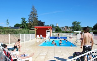 CAMPING DES RIVIERES - Daon