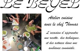 ATELIERS CUISINE AU BEYEL - Origné