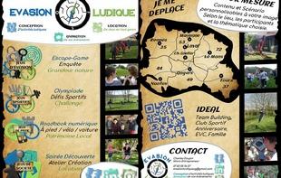 EVASION LUDIQUE - Château-Gontier-sur-Mayenne