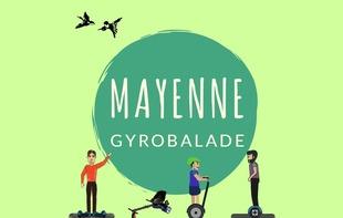 MAYENNE GYROBALADE - Ménil
