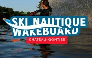 CLUB DE SKI NAUTIQUE ET WAKEBOARD CHATEAU-GONTIER - Loigné-sur-Mayenne