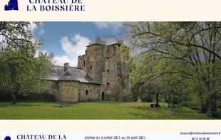 CHÂTEAU DE LA BOISSIÈRE - La Boissière