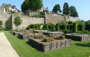 JARDIN MÉDIÉVAL DE LA SOURCE - Château-Gontier-sur-Mayenne