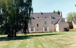 CHÂTEAU DE LA GRANDE JALLERIE - Daon