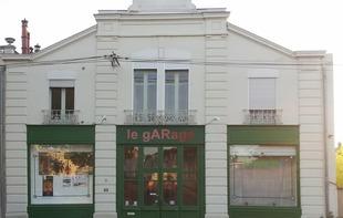 LE GARAGE DE LA GARE - Château-Gontier-sur-Mayenne