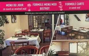 RESTAURANT CAFÉ DE LA PLACE - Villiers-Charlemagne