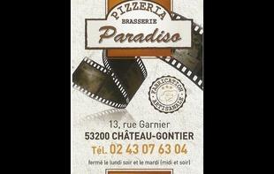 PIZZERIA PARADISO - Château-Gontier