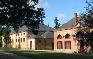 LE GRAND MANÈGE DU CHÂTEAU DE CRAON - Craon