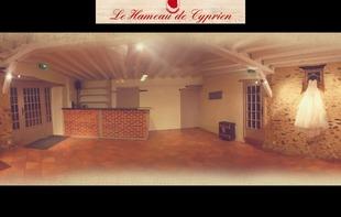 LE HAMEAU DE CYPRIEN - RÉCEPTION - Quelaines-Saint-Gault
