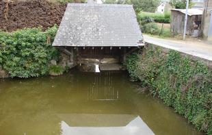 LAVOIR DU VILLAGE - Saint-Denis-d'Anjou