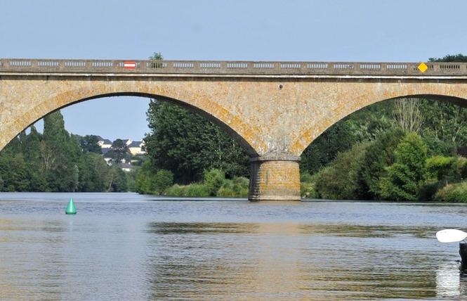 CANOTIKA 4 - Château-Gontier-sur-Mayenne