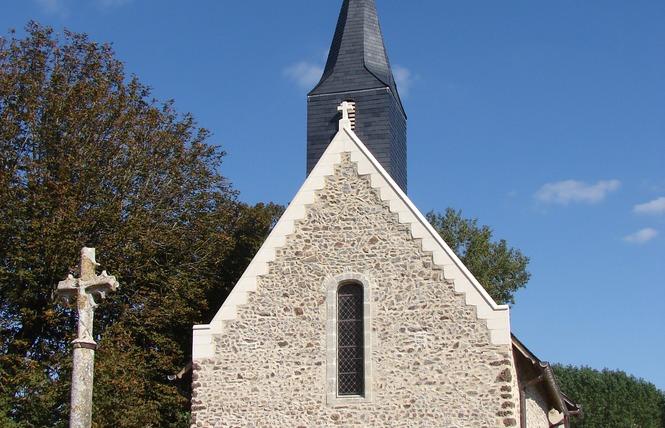 VILLAGE MEDIEVAL SAINT DENIS D'ANJOU 9 - Saint-Denis-d'Anjou