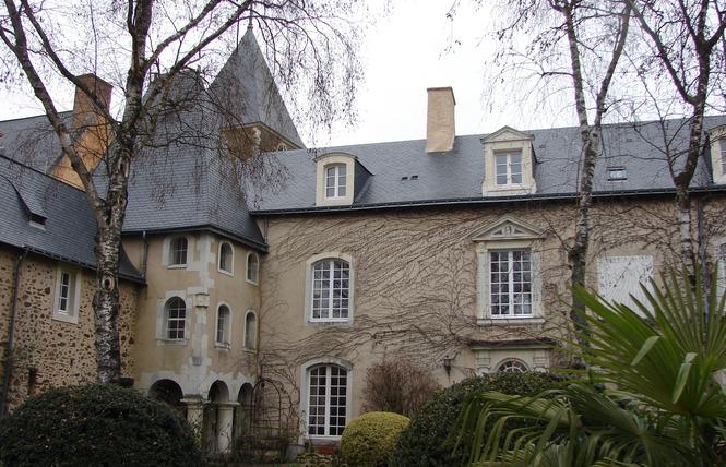 LA MAISON DU ROI RENÉ - SÉMINAIRES 2 - Saint-Denis-d'Anjou