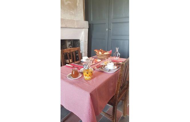 CHAMBRES D'HÔTES - AUX TROIS MOULINS 11 - Château-Gontier-sur-Mayenne