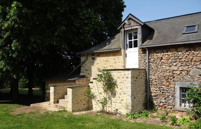 CHAMBRES D'HOTES LE ROCHER 6 - La Bazouge-de-Chemeré