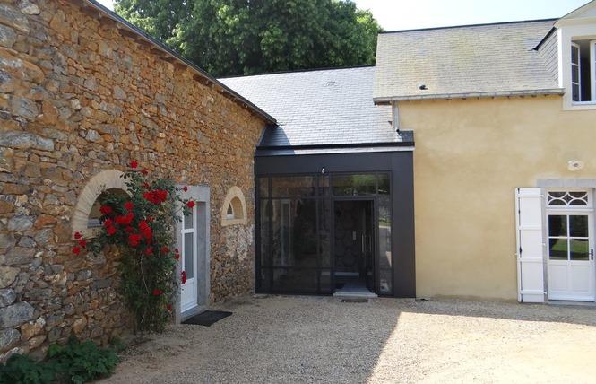 CHAMBRES D'HOTES LE ROCHER 7 - La Bazouge-de-Chemeré