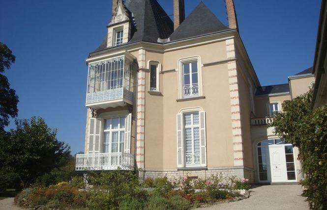 CHAMBRES D'HÔTES - CLEFS DU BONHEUR 1 - Château-Gontier-sur-Mayenne