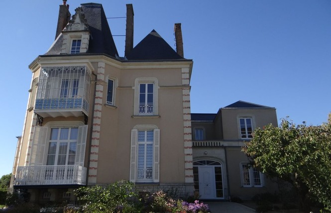 CHAMBRES D'HÔTES - CLEFS DU BONHEUR 2 - Château-Gontier-sur-Mayenne