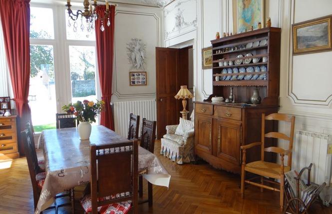 CHAMBRES D'HÔTES - CLEFS DU BONHEUR 10 - Château-Gontier-sur-Mayenne