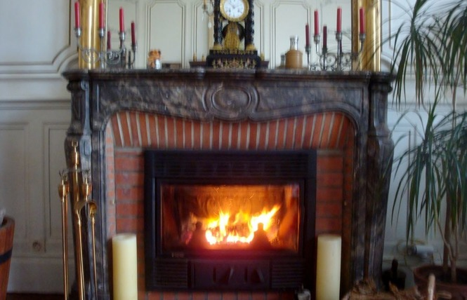 CHAMBRES D'HÔTES - CLEFS DU BONHEUR 11 - Château-Gontier-sur-Mayenne