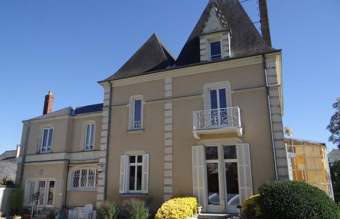 CHAMBRES D'HÔTES - CLEFS DU BONHEUR 21 - Château-Gontier-sur-Mayenne