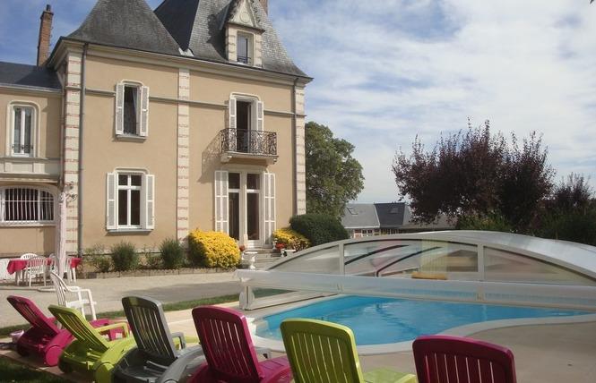 CHAMBRES D'HÔTES - CLEFS DU BONHEUR 22 - Château-Gontier-sur-Mayenne