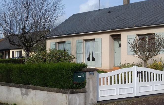GÎTE DE L'ANJOUÈRE 1 - Château-Gontier-sur-Mayenne