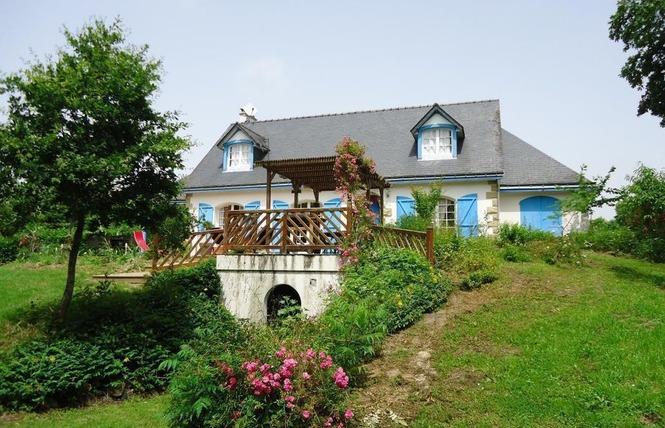 LA MAISON BLEUE 1 - La Boissière