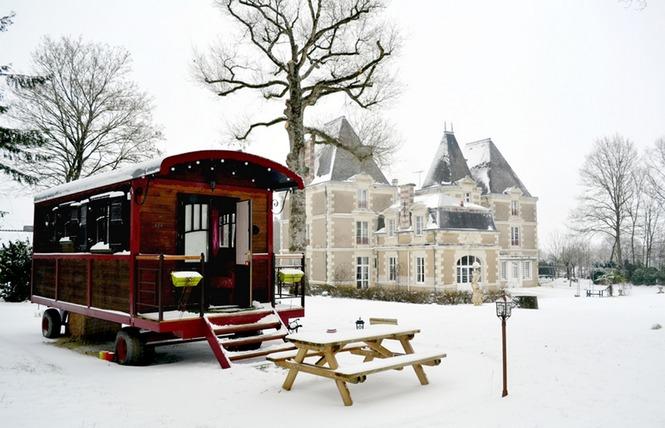 CHAMBRE D'HOTES LA ROULOTTE DU CHENE VERT 7 - Château-Gontier-sur-Mayenne