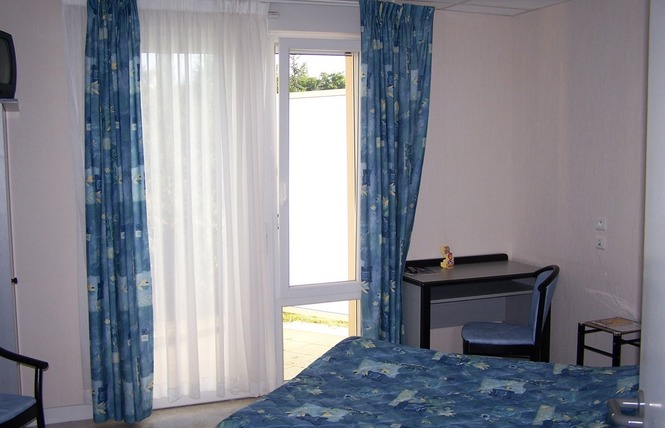 HOTEL LE CLOS DE L'ORGERIE 11 - Château-Gontier-sur-Mayenne