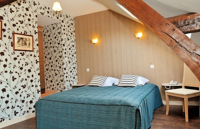 HOTEL RESTAURANT L'AMPHITRYON 7 - Coudray