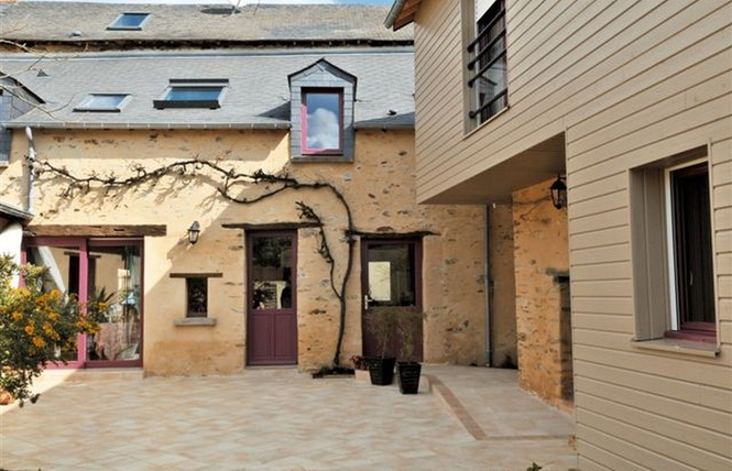 HOTEL RESTAURANT L'AMPHITRYON 6 - Coudray